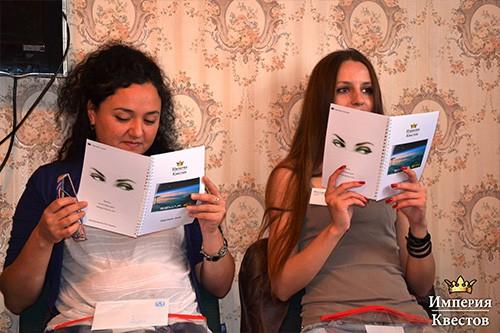 Ролевая игра Живой квест на свадьбу в Минске