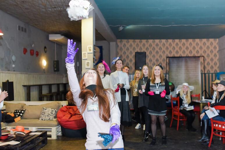 Ролевая игра «Безумная вечеринка»