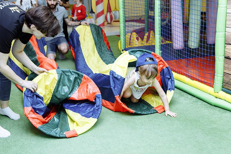 Квест для детей от 4 до 7 лет в Минске
